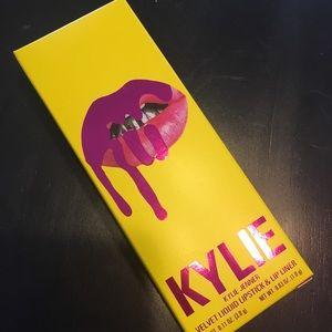 Candy K Velvet lip kit Kylie Cosmetics